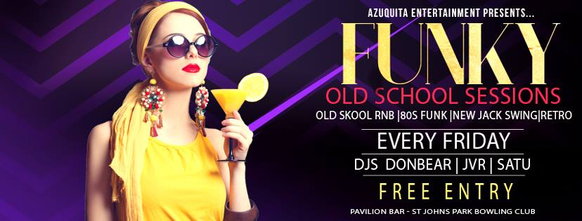45-funky-fridays-old-skool-sessions-free-entry | The Partae