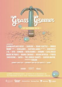 The Grass Is Greener Festival