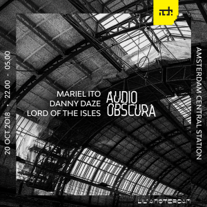 Audio Obscura Brings Mariel Ito To Central Station For Amsterdam Dance Event