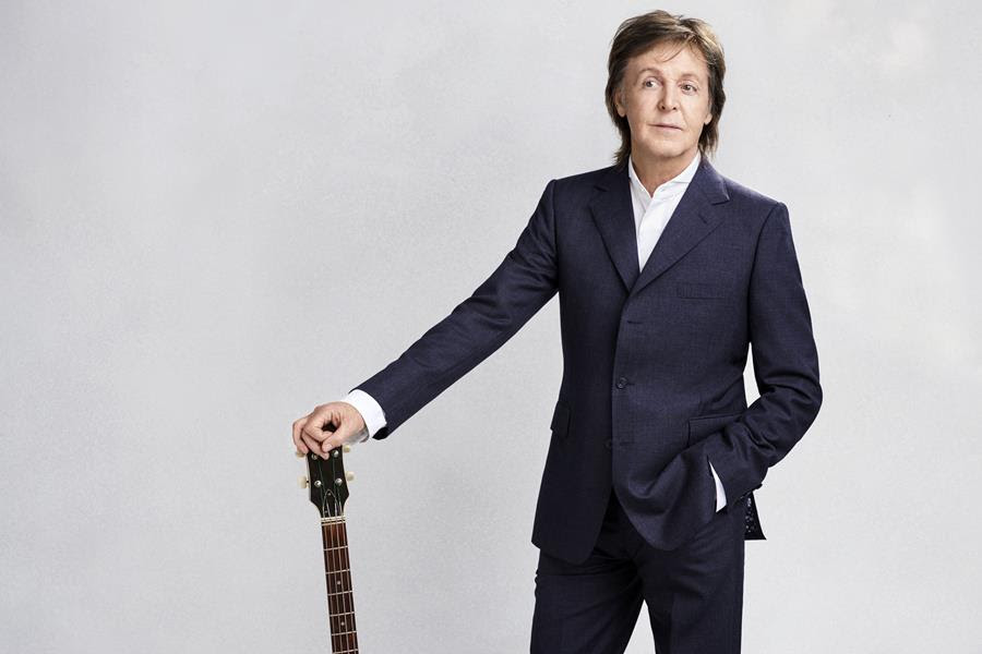 Paul McCartney's new album 'Egypt Station' out now