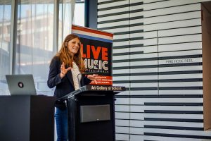 Sarah DeBorre (Music Victoria)