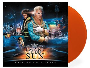 Multi-platinum selling Australian alt-electro pioneers Empire Of The Sun (Luke Steele & Nick Littlemore) celebrate the tenth anniversary of their multiple-ARIA-award winning debut album 'Walking On A Dream' with the release of a limited edition vinyl product on Captiol Records/EMI Music Australia, the first vinyl release of the album in over three years. The product includes: A gatefold, 180 gram heavyweight vinyl of Walking On A Dream on transparent blood orange vinyl. The original artwork from the initial 2009 vinyl release. A unique code to download the previously unreleased track 'Chrysalis'. The 'Walking On A Dream: 10th Anniversary Edition' vinyl can be ordered HERE and is available while supplies last. ABOUT EMPIRE OF THE SUN In 2008, two of Australia's leading musicians/producers LUKE STEELE (The Sleepy Jackson) and NICHOLAS LITTLEMORE (Pnau) created a vision that seemed to come from an alternative reality - a post-apocalyptic psychedelic adventure known as EMPIRE OF THE SUN. The resulting album Walking On A Dream went on to sell close to 2 million copies worldwide. 8 ARIA awards (including Album of The Year, Single of the Year and Best Group), 2 BRIT nominations (including Best International Album), and many more accolades followed. In the decade since the album's release, Empire Of The Sun have risen to be one of Australia's most successful musical exports. The band followed their debut with the release of two more full-length albums – 2013's Ice On The Dune and 2016's Two Vines. To date the band have sold over 3 million albums and have reached Multi-Platinum status with global singles Alive, We Are The People and Walking On A Dream (certified platinum – 1 million sales – in the US). The band have also toured the globe extensively including headline slots at Coachella and a sold out performance at The Hollywood Bowl to over 17,000 fans. TV performances have included ELLEN, The Tonight Show with Jimmy Fallon and Later… With Jules Holland. The limited editio