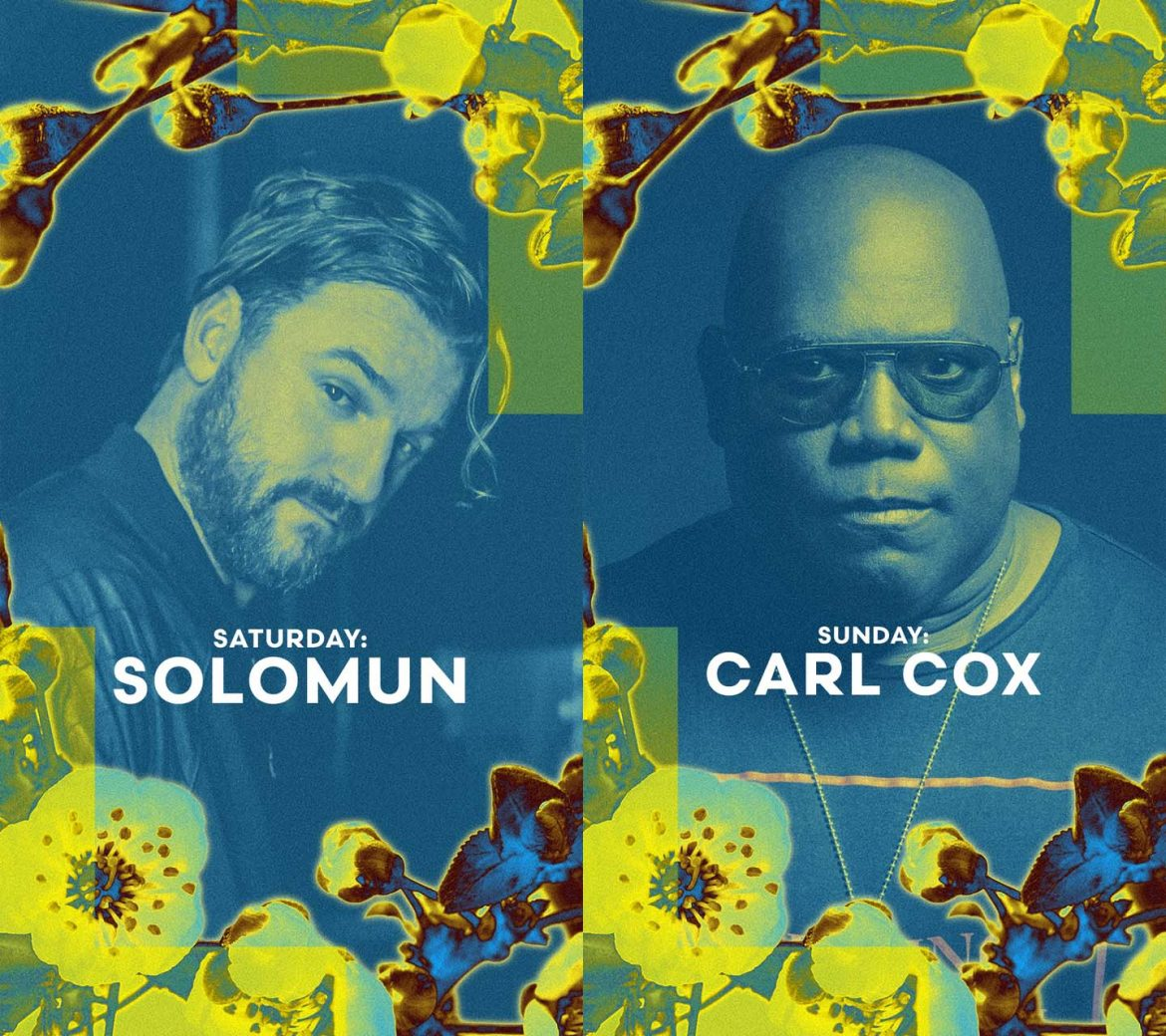 Loveland Festival reveals Carl Cox and Solomun as their first headliners