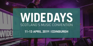 "Wide Days is set to celebrate its tenth edition with an expanded programme including more networking opportunities, pre-event activities and the addition of a significantly expanded live offering which will see three Scottish festivals each curate a venue. Delegates arriving in Edinburgh on Thursday 11 April will have the option to take part in a guided tour of the city followed by pre-event entertainment. The Friday will continue with the conference at Teviot Row House, followed by a showcase featuring a selection of Scotland's most promising acts. Saturday 13 April will see the addition of a range of optional activities, an event catering for the performing artists and a significant boost to the live programme. This will provide delegates and public alike with an opportunity to get a flavour of the participating festivals – to be announced next month - which will also include a selection of exciting acts from outside Scotland. ""Over the past two years there has been a huge rise in interest in Wide Days from the international music community and our colleagues in the rest of the UK,"" explains the event's founder, Olaf Furniss. ""The expanded programme is a great way to highlight what is happening in Scotland, while at the same developing opportunities internationally for our artists, festivals and music businesses."" Since its inception in 2010, Wide Days has included a strong focus on hospitality, which in 2014 led to it being crowned Best Networking Event at the Yearly Music Convention Awards. In addition to the coach tour (which is guided by Furniss) and whisky tasting, delegates will also have the option of taking part in a guided walk round Edinburgh's Old Town or being taken to a selection of record shops to coincide with Record Store Day. This year's conference will include a focus on music publishing, a continuation of a workshop strand hosted by music business education programme CMU:DIY, a special session hosted by PPL and perennial favourite, the feedback panel A&R You Brave Enough? In addition, music journalists and PRs will be invited to constructively criticise (or vent at) each other in Ten Things I Hate About You, while sessions still to be announced will include an increased international focus. ""Wide Days has always had an open, welcoming outlook and we want to send a clear message to the international music community that Scotland wants to continue working with you,"" adds Furniss. Organisers of some of Europe's leading showcase festivals will be invited to Wide Days 2019, which has also agreed artist exchanges with key Welsh event, Focus Wales. Artists based in Scotland across all genres are invited to apply for the showcase slots and a special seminar will take place in Glasgow on 14 January elaborating on the criteria. This will be hosted in conjunction with PRS Foundation. Additional event partners confirmed to date include PPL, the Association of Independent Music (AIM), the University of the Highlands & Islands and the Scottish Music Industry Association. Joe Frankland, Senior Grants & Programmes Manager, PRS Foundation, said: ""We are delighted to once again support the Wide Days Showcase programme through our Open Fund for Organisations. As 2018's event proved, Wide Days' track record for unearthing talent and offering meaningful support to emerging Scottish artists and bands is outstanding. The platform is vital for national and international career progression and we look forward to seeing this year's line-up."" Robert Kilpatrick, General Manager, Scottish Music Industry Association (SMIA), said: ""Wide Days continues to provide fantastic opportunities for artists and industry practitioners in Scotland and beyond, and the SMIA is delighted to again be supporting the convention in 2019, continuing our long-term partnership. The convention goes from strength to strength each year, and we're very much looking forward to this year's programme of panels and artist showcases."" Early bird tickets go on sale Wednesday 9 January at 10.00hrs from http://www.widedays.com Artist applications open Wednesday 9 January at 10.00hrs and close at midnight on Friday 8 February. More details can be found at: http://www.widedays.com/apply-to-play 2019 EARLY-BIRD RATES Weekend Pass - £105 (walk up price £160) Thursday: coach tour (optional) & Wide warm up Friday: conference, lunch, dinner, showcases Saturday: morning tours (optional), networking lunch, whisky tasting, surprise activities & evening gigs Friday + Sat Gigs - £85 (walk up price £130) Thursday: Wide warm up Friday: conference, lunch, showcases Saturday: evening gigs Friday Pass - £75 (walk up price £110) Thursday: Wide warm up Friday: conference, lunch, showcases Student Pass (Fri + Sat Gigs) - £45 (walk up price £70) Thursday: Wide warm up Friday: conference, lunch, showcases Saturday: evening gigs Student Pass (Fri) - £35 (walk up price £60) Thursday: Wide warm up Friday: conference, lunch, showcases"