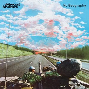 """OUT APRIL 12 - PRE-ORDER HERE The Chemical Brothers have announced details of their ninth studio album, No Geography, due for release via EMI Music Australia on April 12. Today they unveil the latest single - the irresistibly euphoric Got To Keep On. At some point during the recording of No Geography, Tom Rowlands and Ed Simons pushed the reset button. It began with the construction of a studio within a studio - a tiny makeshift room that housed the kind of kit they'd previously used to record the bulk of their first two albums; equipment that had sat gathering (freestyle) dust in Tom's attic for the last twenty years. That experimental space offered a freedom and the chance to create music and tell their own story in a way they hadn't done for years. Wherever possible, things were done differently. Randomness and jagged edges were encouraged and songs were built around vocal samples; voices were wound tightly into music that Tom and Ed found themselves following wherever it led them. Snatches of dialogue from the late '60s experimental Dial-A-Poem project were chosen that reflected the mood in the studio. Songs were road tested in front of audiences as part of the 2018 live set (which took in two shows at Alexandra Palace - the band's biggest UK headline shows to date) and honed in regular DJ sets the world over. The resulting album is an extraordinary musical liberation; a record that stands alongside the duo's classic debut Exit Planet Dust and the rabbit-hole psychedelia of 2010's Further - the Chemical Brothers albums that respectively wrote the rules and then reimagined them entirely. Hurtling from righteous rage to wide-eyed wonder, from half-speed acid to jacking house and dreamy analogue noise, it's nothing less than a route map to the future. No Geography features the previously released tracks Free Yourself and MAH (""""a short & bloody ride into our modern media psychosis"""" The Guardian) and the forthcoming single Got To Keep On. Several of the tracks on No """