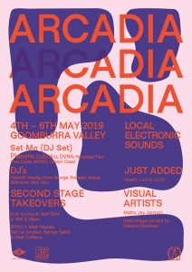 This May long weekend, Queensland electronic taste-maker festival ARCADIA returns for two days and two nights of jam-packed new music discovery in the stunning Goomburra Valley. With just five weeks to go, Arcadia today unveil their final line up of music and visual artists for their picturesque BYO camping event. Leading the charge is Sydney duo Set Mo, bringing their best blissed-out beats for an exclusive DJ set. With their debut album 'Surrender' having landed in February, these next break out artists of the vibrant Australian house scene will headline the main stage under moonlit trees. Subtle, classy and brilliant, Melbourne producer Planéte brings the chill with his downtempo vibe. Buzz artist Luboku makes his Queensland debut at ARCADIA and 'Girl on the Move' by name and by nature, Gold Coast's DVNA brings her unique blend of RnB and electronic sounds to the ARCADIA stage. With a dedication to showcase local and emerging electronic sounds, the ARCADIA team has sourced talent primarily from Southeast Queensland, extending down the east coast of Australia. Showcasing a packed bill which runs deep across two stages featuring the next big things in the electronic scene including Penelope Two-Five, Daste, Dream Coast, Chris George, Hannah Doody, Sevader, Chris George, Avaxa, Gldnsmk, Xavi Xavi and the newly announced Health Club, GOO, Buff Girls, Will D. Ness, Matt Haynes, Tait Le Couteur, Nathan Sellin, Matt Treffene. Brisbane collective BTHC (Bad Taste House Collective) takes care of business over the Pans Stage on Sunday night with Gold Coast's A.M Colony in charge of duties on the Saturday. Guests will be treated to a spectacular celebration for the senses, illuminated by a myriad of stars suspended overhead across two nights. Now in its fourth year, the event continues to evolve while remaining true to the concept of ARCADIA; simplicity and happiness in harmony with nature. Championing not only local music artists, the ARCADIA team also announce a diverse ra
