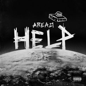 This new track 'HELP' was originally teased on Instagram back in April 2018, and fans have been clamouring for it ever since. Recently a microsite has been teasing with details of the new single, including hints that led to a phone number with a voicemail announcing the release, raising the anticipation further. The spacey theme continues on in 'HELP' from previous releases in the lyrics as weighty bass and tight hip-hop beats underpin spacious atmospherics. The stripped-back feel of the production lets the heartfelt vocal shine in all its emotive glory, with messages of political struggle woven into the mix. The production is as spectacular as you'd expect from an AREA21 release.