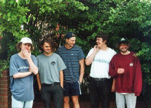 """Crafting relatable lo-fi gems born of vocalistRyan Smith'sastute introspection,bdrmmhit the mark again, starting their 2019 with twinkling slacker-pop cutHeaven. The Hull 5-piece initially cut their teeth across Northern venues, before releasing opening two singles, the twin-pacedkare,sprawling anti-epicthe way i want. Those releases caught the attention of numerous tastemakers inMTV,SoYoung,Clash Magazine, DORK, Radio 1and more, as well as boutique London labelPermanent Creeps, who are releasing their second track with the band. Their first collaboration was onC.U., a slice of anxious shoegaze that earned plays fromBBC 6Music's Steve Lamacqand a spot on Spotify'sHot New Bandsplaylist. There's a simple, jaded bittersweet meaning behind the song""""Heaven is for everyone who deserves an apology, but knows they won't get it""""explainsRyan. Channelling these raw, numb feelings into a perfect cocktail of synth soakedBeach House, jangly slackersDIIVand otherworldly shoe-gazersSlowdive,the group combine a knack for weaving dreamy sonic textures and sentimental personal story-telling together perfectly. bdrmmhave notched up a few enviable achievements. National radio play has come fromBBC Radio 1andAmazingRadio, and shows up and down the country with the likes ofTrudy & The Romance, Her's, FEHMandHorsey, including a capacity set duringTramlinesfestival, have established the quintet as exciting indie up-and-comers. DitchingRyan'searly phone recordings and exploring a more meaningful sound,bdrmmhave enlisted the help of producer ,Alex Greaves(Bo Ningen, The Orielles, Heavy Lungs) to bring their self-styled'gross dreamy noise'to life. Joining lead singer and guitaristRyanSmithin the line-up is brotherJordanSmith(Bass),JoeVickers(Guitar),DanielHull(Synth & Backing Vocals) andLuke Irvin(Drums). Heavenwas produced byAlexGreavesat The Nave, and is out onMarch 7thviaPermanent Creeps. Live Dates 12/3 – The Polar Bear, Hull 27/3 – Headrow House w/ Lazy Day 7/05 – AATMA, Manchester 8/05 –"""