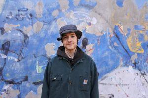 """Homeshake, the project of Montreal-basedPeter Sagar,today releases his new album,Helium, viaSinderlyn/Remote Control.OnHelium, Sagar puts down roots in aesthetic territory all his own. Landscape that he once viewed from a distance now forms the bedrock of his sound, and from here, he looks back out at the world as if through a light fog, composing songs that feel grounded and intimate, even as they explore a dispersed feeling of isolation.  It's a feeling that comes through not only in the gauziness of the production, but also in the vulnerability of the songs themselves. Sagar began writingHeliumshortly after completing 2017'sFresh Air, and in the middle of what he calls a """"binge"""" reading of Haruki Murakami. It's not hard to picture the narrator of these songs as a distinctly Murakamian character: He moves through time by himself, bemused by and insulated from a world he doesn't quite seem to have been made for. The record is stitched together by a series of instrumental interludes, synthesizer explorations whose haziness adds to the suspicion that this is all an uncanny dream.  Which isn't to say that Sagar is unmoored in his own world. In fact, much ofHeliumis the result of what he calls """"a much clearer mental state"""" than the one he'd experienced shortly followingFresh Air's completion. That's owing in part to the album's genesis. Where his previous three records were recorded directly to one-inch tape in a local studio,Heliumwas recorded and mixed by Sagar alone in his apartment in Montreal's Little Italy neighborhood between April and June of this year. Freed of the rigid editing process he'd endured before, he was able to lose himself in pursuit of tone and texture.  A budding interest in ambient and experimental music — particularly Visible Cloaks, DJRashad, and Jlin — pushed him to tinker with the micro-sounds that surround the songs here. It's a far cry from the chorus-laden guitars of his earlier work. Still, for all the growth it demonstrates,Heliumis at """