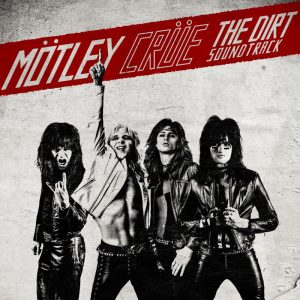"""The world's most notorious rock band Mötley Crüe release The Dirt Soundtrack out today on Mötley Records and E7M (Eleven Seven Music) / Sony Music Australia to coincide with the band's biopic, The Dirt, streaming on NETFLIX (at 6pm today) based on their New York Times bestselling autobiography with Neil Strauss. The soundtrack is available digitally, on CD and vinyl HERE plus your chance to win a Limited Edition guitar signed by Nikki Sixx when you purchase and enter HERE. Mötley Crüe kicked off release week as NASCAR Grand Marshals giving the famous command, """"Drivers, Start Your Engines,"""" followed by the song,""""Kickstart My Heart"""" to begin the first race at NASCAR Auto Club 400 on March 17. In anticipation of the soundtrack and film release, the band revealed an exclusive painted mural by Los Angeles based artist, Robert Vargas at The Whisky a Go Go HERE on the iconic Sunset Strip. The world premiere of The Dirt was held on Monday, March 18 at The ArcLight in Hollywood with the band and cast in attendance. The 18-song soundtrack features a collection of Mötley Crüe classics mastered by GRAMMY winner, Dave Donnelly that underscore significant moments that shape the film. The album includes 14 chart topping fan-favorites including """"Dr. Feelgood,"""" (#6 on Billboard's Hot 100), and the anthemic """"Girls, Girls, Girls,"""" (#2 on Billboard's Top 200) amongst others. Additional hits featured are """"Kickstart My Heart,"""" """"Same 'Ol Situation (S.O.S.),"""" """"Shout At The Devil"""" and the iconic ballad, """"Home Sweet Home"""" that landed the band mainstream recognition (and as mostly recently heard on the Stranger Things 3 trailer HERE:"""