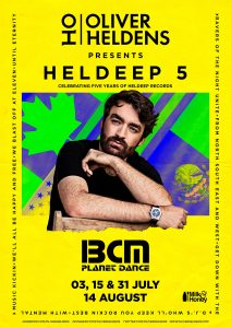 Oliver Heldens is expanding his Heldeep 5 World Tour once again with the announcement of a four-date resident series at BCM Mallorca. Kicking off on July 3rd, Heldens will bring his inimitable sound to the biggest nightclub in Mallorca with additional dates locked in for July 15th, July 30th and August 14th. Since embarking on the first leg of the world tour earlier this month throughout North America, The Dutch DJ/producer has put on state-of-the-art productions across the USA, Canada, Dominican Republic and Mexico to celebrate 5 years of Heldeep Records. Acclaimed by fans and media alike, the unmissable Heldeep 5 events take the audience on a musical journey with a catalogue of crowd-favourites from the past five years. Located on the beautiful Balearic sea, BCM Mallorca welcomes thousands of international guests each year, making the venue a perfect host to showcase the remarkable event to another diverse audience. Your EDM reviewed the Heldeep 250 event in New York saying, 'The set was on point and Oliver's production completely blew my mind with all variety of tropical land and sea animals decorating the venue's massive LED screen.' While The Nocturnal Times said, 'Oliver Heldens' consistent high-spirited energy always lights up the atmosphere no matter where in the world he may reside, and it was clear that he was just as thrilled as us to be commemorating such an exciting milestone in his career.' Heldens will bring a bunch of sought-after acts to join him at the iconic BCM Mallorca. Stay tuned for more announcements to come. Early bird tickets: July 3rd - http://bit.ly/BCM_OLIVER_HELDENS_HELDEEP_3rdJULY July 15th - http://bit.ly/BCM_OLIVER_HELDENS_HELDEEP_15thJuly July 31st - http://bit.ly/BCM_OLIVER_HELDENS_HELDEEP_31stJULY August 14th - http://bit.ly/BCM_OLIVER_HELDENS_HELDEEP_14thtAUGUST