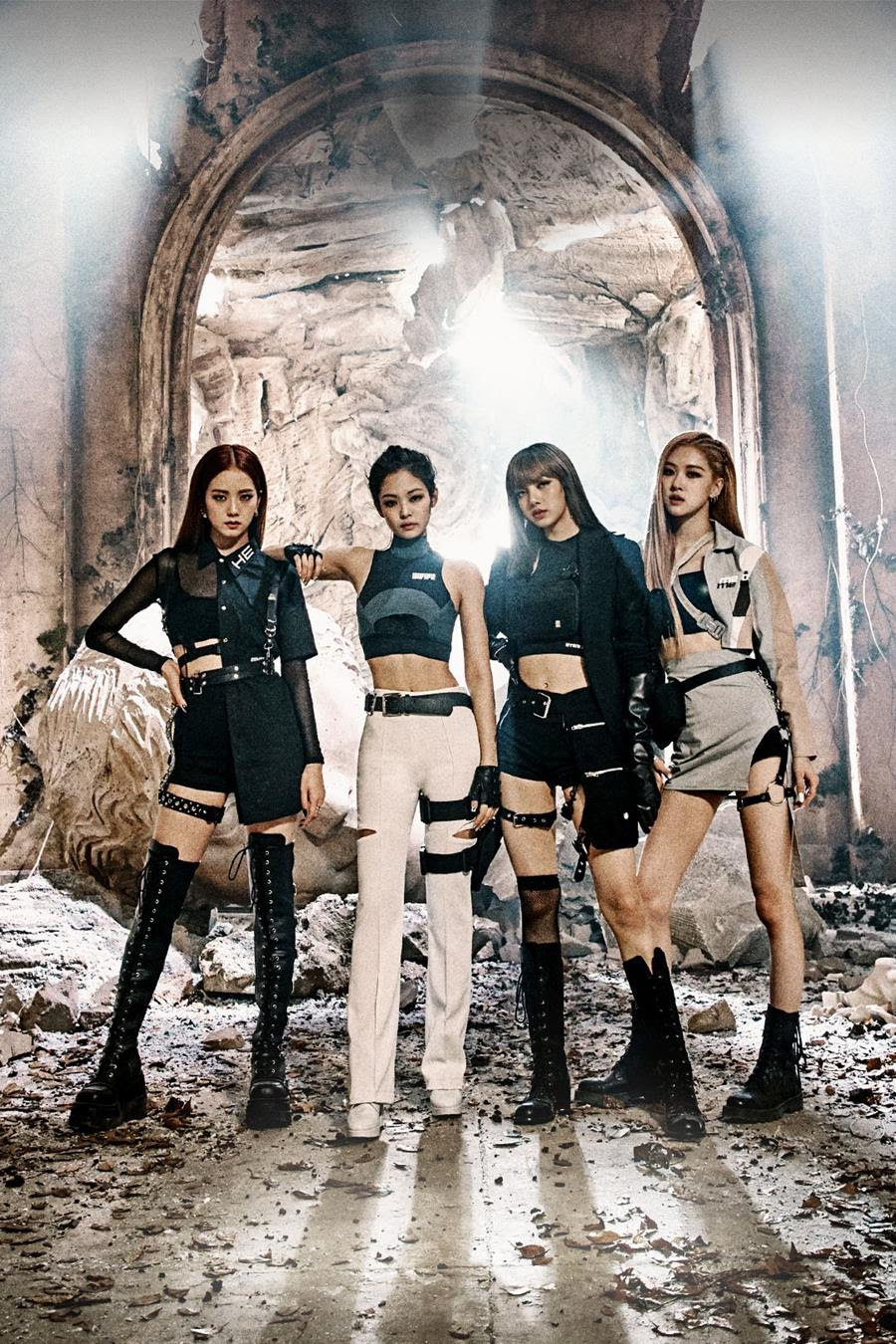 Blackpink Outfit Ideas: BLACKPINK RELEASE 'KILL THIS LOVE' EP TODAY! SOLD OUT