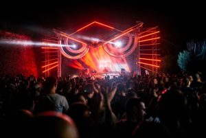 D-EDGE ANNOUNCE COLLABORATION WITH SERBIA'S EXIT FESTIVAL
