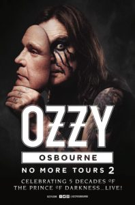"""OZZY Osbourne OZZY will postpone all his 2019 tour dates, inclusive of shows in North America and Europe, as he recovers from an injury sustained while dealing with his recent bout of pneumonia. The Rock and Roll Hall of Fame inductee and Grammy®-winning singer and songwriter and 2019 Grammy® Special Merit Award recipient fell at his Los Angeles home aggravating years-old injuries (from his 2003 ATV accident) that required surgery last month. OSBOURNE will remain under doctor's care in Los Angeles as he recovers. Says OZZY: """"I can't believe I have to reschedule more tour dates. Words cannot express how frustrated, angry and depressed I am not to be able to tour right now. I'm grateful for the love and support I'm getting from my family, my band, friends and fans, it's really what's keeping me going. Just know that I am getting better every day…I will fully recover…I will finish my tour…I will be back!"""" The shows will be rescheduled beginning in February 2020 and concert-goers are being asked to hold onto their original tickets, as they will be honored for the rescheduled dates. Because some of the 2019 dates were festival appearances, not all will be rescheduled. Below are the new North American dates; the Los Angeles Hollywood Bowl show will be rescheduled in July 2020, exact date TBA. The 2020 UK and European dates will be announced in the coming weeks. OZZY's 2020 dates are below: DATE Wed 5/27 Atlanta, GA State Farm Arena Fri 5/29 Sunrise, FL BB&T Center Sun 5/31 Tampa, FL MIDFLORIDA Credit Union Tue 6/2 Charlotte, NC PNC Pavilion Thu 6/4 Cincinnati, OH Riverbend Amphitheater Sat 6/6 Hershey, PA Hershey Park Stadium Thu 6/11 Pittsburgh, PA KeyBank Pavilion Sat 6/13 Bangor, ME Darling's Waterfront Pavilion Tue 6/16 Montreal, QC Bell Centre Thu 6/18 Hamilton, ON First Ontario Centre Sat 6/20 Uncasville, CT Mohegan Sun Arena Mon 6/22 New York, NY Madison Square Garden Arena Wed 6/24 St Louis, MO Hollywood Casino Amphitheater Fri 6/26 Kansas City, MO Sprint Center S"""