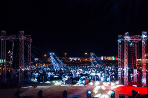 Sandbox Festival's seventh edition is just around the corner in June 2019 and now the next wave of names is revealed as includingÂme b2b Dixon, Bob Moses, Ben UFO, Black Loops, Cinthie, Motor City Ensemble, Jasper James, Adham Zahran (Live), Ninze & Okaxy (Live), Vaal, Stephan Bodzin (Live), SoulPhiction, Atishand many many more on top of already announced names like &ME, Axel Boman, Baba Stiltz, Bradley Zero, Damian Lazarus, David August, Denis Sulta, Detroit Swindle, Giorgia Angiuli (Live) and Roman Flügel. All of these world class stars will play the blissfulEl Gounaresort on the Red Sea Riviera in Egypt where you can see the flaming sun sink into the sea, dance with sand between your toes and kick back under stars parasols. You can also get involved with a wealth of sports activities, from kiting, diving to snorkelling, and enjoy the welcoming locals and rich history and culture. Of course, you can also dance on some well designed stages with great light and world class sound. With a broad array of DJs and live acts you can look forward to the deeply emotive house of Innervisions legends Âme b2b Dixon and the raw, authentic, atmospheric selections of the one and only Motor City Drum Ensemble and American SoulPhiction. Former Phonox resident Jasper James also lines up as do the always classy Bob Moses, multi-genre DJ wizard Ben UFO, house expert Black Loops, Berlin tastemaker Cinthie and live shows from Adham Zahran and Ninze & Okaxy . Techno comes from Vaal and one of the most famous and celebrated live acts in the game Stephan Bodzin (Live), SoulPhiction, Atish and many many more.  DJs interact with the crowd at Sandbox, they soak up the vibes the same as the dancers and everyone makes new friendships and discovers new musical acts they didn't know they would love, but soon do. A mix of international names and local talents makes Sandbox so special and means the msuci is always the main focus of the whole experience. FULL LINEUP &ME Âme b2b Dixon Atish Aroussi 