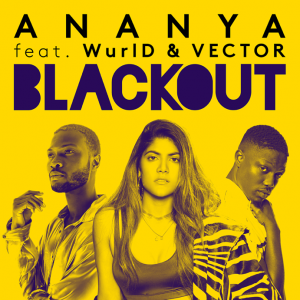 """""""Her empowering spirit translates directly to her music"""" – Billboard """"She is ready to become a breakout artist worldwide"""" – Ones To Watch """"Ananya Birla is a name and sound to be remembered"""" – Play It By Ear """"a whirlwind of talent and ambition"""" - Rookie Mag 'BLACKOUT'AVAILABLE NOW LISTEN/BUY/STREAM Further establishing herself as one of most exciting new artists on the international pop scene, Multi-Platinum singer/songwriterAnanya Birlahas dropped'Blackout'. The dynamic new track, released today via Universal Music Group and supported by Island Records UK, sees Ananya join forces with two of Nigeria's biggest artists, rap star Vector and electro fusion act WurlD, for a breezy blend of pop and hip-hop. The DJ Buddha (Pitbull, Jason Derulo, Shakira) - produced'Blackout'layers Ananya's slick vocals over an agile beat, before giving way to the Lagosian rap duo. 'Blackout',which Ananya co-wrote with Angela Hunte (Empire State of Mind),is the first single from her highly-anticipated debut EP'Fingerprint',out on May 17th.The song is accompanied by an animated lyric video, available onYouTube. Speaking on the new single,Ananyaexplains,""""'Blackout' is all about taking a step back from the relentless pace of the modern world. It took me a while, but I've realised thatlife isn't about racing to the finish line, it's about savouring every step of the journey. """"I had always wanted to incorporate rap and hip hop into one of my songs, and it was awesome to work with Vector and WurlD on this. I'm a big believer that music is the ultimate global language and collaborating with artists from all over the world is a big part of that."""" On the collaboration,WurlDsaid, """"Heard Ananya for the first time on the ruff draft of 'Blackout' and I knew instantly she had something special. I'm honoured to be a part of this great record"""" Vectoradded, """"The world needs more voices like ours and Ananya did amazing with this record. it is a pleasure to have joined voices with her and WurlD on this art pi"""