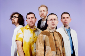 """Last month, Hot Chip announced their return – a new album A Bath Full Of Ecstasy set for June 21st, a storming new single (""""Hungry Child"""") and a series of worldwide sold out shows where they reasserted themselves as everyone's favourite band, bringing audiences to joyful delight with a set list that included a searing 'Sabotage' cover. Today, we are pleased to share a Paul Woolford remix of """"Hungry Child"""", Woolford takes Hot Chip's original and teases it out to a ten-minute piano house banger. Stream the Paul Woolford Sunrise remix of """"Hungry Child"""" here. Hot Chip say of the remix: """"Wooly was the first person we asked to remix 'Hungry Child'. He is one of the most experienced DJs/producers in the business, responsible for so many great club moments – from 'Erotic Discourse' to 'Hang Up Your Hang Ups' and many more under his Special Request alias. His remix is a superbly minimalist take on the song."""" A Bath Full of Ecstasy is the group's definitive release, crystallising the sound Hot Chip have become celebrated for – bridging euphoria and melancholy with colourful melodies, idiosyncratic vocalisations and pounding electronic pop rhythms. Recorded in Paris and London, it sees the group (Owen Clarke, Al Doyle Joe Goddard, Felix Martin and Alexis Taylor) open up to a more adventurous and collaborative song-writing process, choosing to work with outside producers for the first time: Philippe Zdar, the French maestro who's shaped the magic of Cassius and Phoenix, and Rodaidh McDonald, the Scot who's collaborated with The XX, David Byrne and Sampha, among others. Watch the video for """"Hungry Child"""" here. A Bath Full of Ecstasy will be available on deluxe clear 2LP, standard 2LP, CD, digital downloads and streaming. Pre-orders available HERE Hot Chip Online: Website 