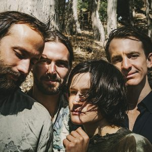 "Big Thief are pleased to announce their new album, Two Hands, due on 11th October, and present its lead single, 'Not'.   Big Thief had only just finished work on their 3rd album, U.F.O.F. – ""the celestial twin"" – days before in a cabin studio in the woods of Washington State. Now it was time to birth U.F.O.F.'s sister album – ""the earth twin"" – Two Hands. 30 miles west of El Paso, surrounded by 3,000 acres of pecan orchards and only a stone's throw from the Mexican border, Big Thief (a.k.a. Adrianne Lenker, Buck Meek, Max Oleartchik, and James Krivchenia) set up their instruments as close together as possible to capture their most important collection of songs yet. Where U.F.O.F. layered mysterious sounds and effects for levitation, Two Hands grounds itself on dried-out, cracked desert dirt.    In sharp contrast to the wet environment of the U.F.O.F. session, the southwestern Sonic Ranch studio was chosen for its vast desert location. The 105-degree weather boiled away any clinging memories of the green trees and wet air of the previous session. Two Hands had to be completely different— an album about the Earth and the bones beneath it. The songs were recorded live with almost no overdubs. All but two songs feature entirely live vocal takes, leaving Adrianne's voice suspended above the mix in dry air, raw and vulnerable as ever.    ""Two Hands has the songs that I'm the most proud of; I can imagine myself singing them when I'm old,""says Adrianne. ""Musically and lyrically, you can't break it down much further than this. It's already bare-bones."" Lyrically this can be felt in the poetic blur of the internal and external. These are political songs without political language. They explore the collective wounds of our Earth. Abstractions of the personal hint at war, environmental destruction, and the traumas that fuel it. Across the album, there are genuine attempts to point the listener towards the very real dangers that face our planet. When Adrianne sings""Please wake up,"" she's talking directly to the audience.    Engineer Dom Monks and producer Andrew Sarlo, who were both behind U.F.O.F., capture the live energy as instinctually and honestly as possible. Sarlo teamed up with James Krivchenia to mix the album, making bold and direct decisions on how to present the album.  The journey of a song from the stage to the record is often a difficult one. Big Thief's advantage is their bond and loving centre as a chosen family. They spend almost 100% of their lives together working towards a sound that they all agree upon. A band with this level of togetherness is increasingly uncommon. If you ask drummer James Krivchenia, bassist Max Oleartchik or guitarist Buck Meek how they write their parts, they will describe—passionately—the experience of hearing Adrianne present a new song, listening intently for hints of parts that already exist in the ether and the undertones to draw out with their respective instruments.    With raw power and intimacy, Two Hands folds itself gracefully into Big Thief's impressive discography. This body of work grows deeper and more inspiring with each new album. Pre-order Big Thief - Two Hands via https://bigthief.lnk.to/twohands Big Thief - Two Hands 1.Rock And Sing 2. Forgotten Eyes 3. The Toy 4. Two Hands 5. Those Girls 6. Shoulders 7. Not 8. Wolf 9. Replaced 10. Cut My Hair Big Thief - Two Hands is out Friday 11th October via 4AD / Remote Control Records. 4ad.com remotecontrolrecords.com.au"