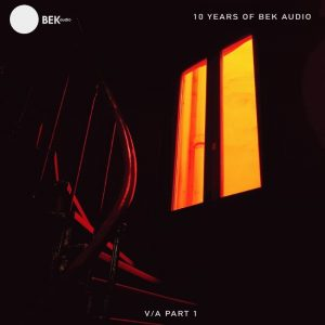 10 Years of BEK Audio Compilation Part 1 BEK Audio OUT NOW Tracklist: 1. DJ Rush and Gary Beck - Talkers 2. Insolate - He Said, She Said 3. JX-216 - XINGU (Slam Remix) 4. Mark Broom - Red Line 5. Sosak - Empire Prolific Scottish producer Gary Beck celebrates a decade of his own label BEK Audio with the first in a 2 part compilation series featuring fresh releases & a remix from a cast of techno heavyweights. Hailing from Glasgow and celebrated internationally for his powerhouse productions and creativity in the DJ booth, Beck's own label BEK Audio has proved itself to be as world class as the man behind it since its establishment in 2009. The first instalment of the 10-year anniversary compilation is a testament to the label's reputation as a purveyor of flawless, fresh techno. Part 1 released today features 5 tracks from some of the most legendary names to grace the scene. The opening track, a huge collaboration between Gary Beck and Chicago-born techno mainstay DJ Rush entitled Talkers, is a big room techno stomper with a tangibly fun energy throughout; from its funky vocal to a drop that demands a fist-pump. Track 2 He Said, She Said comes from Croatian DJ, producer and head honcho of Out of Place records; Insolate. Stemming from a visceral kick driven intro, the track diverges from its predecessor as it flows into something ethereal, atmospheric and altogether less heavy. The third track is a remix of XINGU, a track released last year by veteran San Francisco producer JX-216 (formerly known as Milkplant). Stepping up to the remix is Slam, the Glaswegian duo at the helm of the notorious Soma records and two of the most established producers in the history of the genre. Stamping their mark firmly on the track, the Slam delivers a true to form thunderous techno epic that's guaranteed to command the most formidable of dancefloors. Providing track no. 4 is Mark Broom; one of the most prolific and diverse producers in electronic music. Red Line is a house-tinged banger and a prime example of Broom's ability to inject his unique eclectic style into all of his productions. The final track Empire comes from Gary Beck's alias Sosak. Born out of Beck's passion for a harder style of techno Sosak concludes the compilation with 6 minutes of pure, relentless energy.