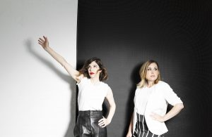 "PRAISE FOR SLEATER-KINNEY Double J Feature Album ""With their brilliant new album... Sleater-Kinney's defiantly feminist brand of punk remains vital as ever, 25 years after they began making music"" - The Saturday Paper ""Sleater-Kinney haven't shed a gram of quality since their '95 debut. LP9 is another bullseye on their dartboard, juggling riotous bouts of fretboard abuse with opulent theatrics."" - Australian Guitar ""As usual, Sleater-Kinney are making (and breaking) their own road rules."" - The Music, 4 stars ""Sleater-Kinney may be almost three decades into their career, but this record is all the proof you need to see that they're still as vital as ever."" - STACK Sleater-Kinney release their eagerly awaited 10th album, The Center Won't Hold, via Milk! Records / Remote Control. Produced by the Grammy Award-winning St. Vincent, the record is their first since 2015's No Cities to Love. One of the most influential female bands of the last two decades, Sleater-Kinney continue to evolve and push boundaries. Critics agree; they just graced the cover of The New York Times ""Arts & Leisure,"" who declared they are ""one of rock's most enduring and respected acts"" - read the story here. The FADER said The Center Won't Hold is ""one of the most furious, dynamic records of their career,"" and Entertainment Weekly raved, ""While their feminist punk ethos and electric, nervy tension are still well intact, Center pushes Sleater-Kinney into all sorts of new sonic territory…The album also features some of the most fragile, expansive songwriting of the band's career."" On release day, the band also shared a new music video for the track 'Love' – watch it here. Sleater-Kinney enlisted fans to submit photos with friends, collaborators and mentors, inclusive of duos, trios and groups. The band also asked fans to submit photos that ""celebrate your body as a means of resistance"" as well as photos that simply ""celebrate your body, in whatever that means to you."""