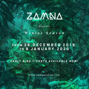 Electronic music returns to Zamna Tulum in December and January ◈ The club defines itself as the epicenter of the electronic music scene in the entire world during the end of 2019 and the beginning of the new year with 6 exclusive parties in which the best international electronic music artists will perform. ◈ The ensemble of events will be announced under the own brand Zamna Tulum and they will take place between the 28th of December and the 8th of January. During the last years, Zamna Tulum has become one of the meeting points of a huge variety of music events among which are included some of the most prestigious electronic music parties the world. A tendency that this venue is willing to keep during the next months of December and January defining itself as the true epicenter of the growing electronic music scene of Tulum. The club has just announced that it will substitute Sound Tulum. Therefore, electronic music will return to its space now under its own brand: Zamna Tulum with 6 exclusive events, which will take place between the 28th of December and the 8th of January. All dates will be starsome of the most influential projects and showcases of the planet. Most of them are brands that have already been in Zamna Tulum and are excited to return to this idyllic venue. The line-ups will include first level headliners, all of them world known. Zamna Tulum is a venue of more than 11 hectares located in the middle of the jungle that also has a cenote. This natural frame has a great experience on developing clubbing events. Parties both in the day and night time, performances during the sunrise, vip zones, food trucks, craftwork markets, line-ups with top international artists, cosmopolitan crowds, etc. And all of this under a strong commitment to fight for climate change control and the protection of the environment. Therefore the use of plastics has been reduced and all the generated waste is recycled. The wait is over. Electronic music returns to Zamna Tulum in December and January. First Early Bird 3 Day Multipass are already on sale for 150$: bit.ly/Zamna3DayMultiPass
