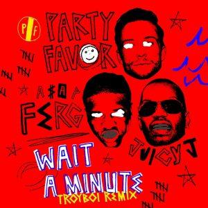 "Artist: Party Favor Title: Wait A Minute ft. A$AP Ferg & Juicy J (TroyBoi Remix) Label: Area 25 Download / Stream London-born artist TroyBoi just dropped a remix of Party Favor's ""Wait a Minute,"" featuring A$AP Ferg & Juicy J, as a part of Party Favor's forthcoming remix version of ""Layers"" album, scheduled for a release on August 15. TroyBoi, who recently collaborated with Skrillex on ""WARLORDZ"" and released his ""V!BEZ, Vol. 3"" EP on OWSLA, gives the hip-hop/electronic crossover track a trap makeover, incorporating mechanical synths and slow-mo basslines to serve as a backdrop for the original rap verses. No matter if you're out for the night or simply jamming in your bedroom, this remix is sure to be a crowd favorite. The ""Wait a Minute"" remix follows Party Favor's releases of an acoustic version of ""Be OK"" and remix version (remixes from BIJOU and Yehme2) of ""Wave"" featuring Lil Baby & Rich The Kid, serving as the teaser of the full ""Layers"" remix album coming later this month on Area 25. Party Favor released the original ""Layers"" debut album in April as his most personal and stylistically diverse piece yet. Keep an eye out for what's next as Party Favor continues to build his empire! With one of the most diverse and accomplished resumes in the industry as a DJ, producer, and boundary-pushing artist, Party Favor is a real force of nature. His music has helped the festival trap, and twerk scenes rise to sudden popularity in dance music, frequently blurring the boundaries between electronic, rap, reggae, and many other genres. In addition to multiple hit singles and a debut EP (feat. Gucci Mane, Rich the Kid, Dillon Francis) that reached #2 on iTunes Dance, #1 on US Dance Radio and #7 on Billboard's Dance radio charts, the LA-based artist has worked as a producer for some of the biggest names in the industry, such as Lil Jon, 2 Chainz, Migos and A$AP Ferg. In case you can't make one of his album tour dates, catch Party Favor at his residencies at Hakkasan Group (Hakkasan, Omnia, Wet Republic) in Vegas, E11even in Miami and Premier Nightclub in Atlantic City this year. 2019 thus far has been a massive transformation for Party Favor, and shedding all of these ""Layers"" was just the beginning."
