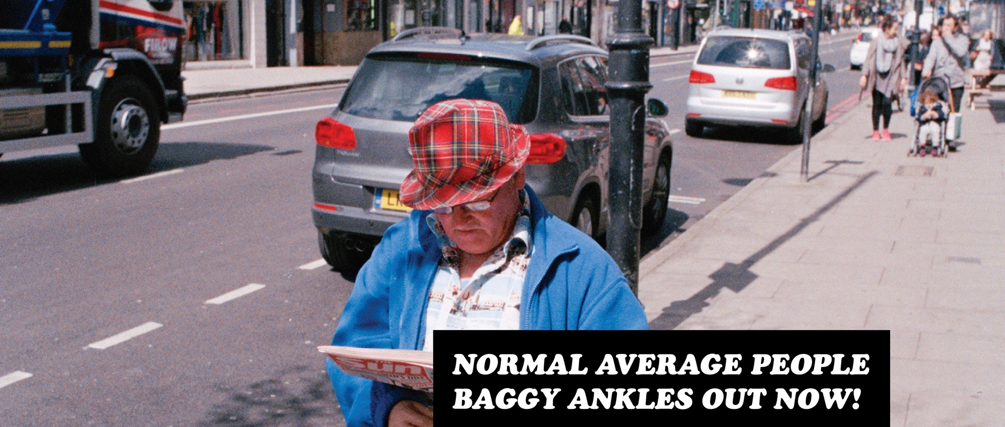 Normal Average People - Baggy Ankles - Ex Gillbanks