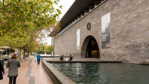 """In line with the Victorian Government's move to ease restrictions, based on the advice of the Chief Health Officer, the NGV is pleased to announce it will re-open both NGV International and NGV Australia on June 27, 2020,"" said Tony Ellwood AM, Director, NGV.  ""The wellbeing of our staff and visitors remains of the utmost importance. In accordance with Victorian Government and Creative Victoria guidelines, the NGV will ensure appropriate public health and physical distancing measures are put in place to ensure the safety of our staff and visitors,"" he said.  These measures will include free timed ticketing, appropriate queue management and increased cleaning of facilities, as well as increased hand sanitiser stations. The NGV will host special interest groups from June 22, in order to give priority access to members of the community in need. ""Through our strong virtual engagement with our visitors during our temporary closure, we have seen how many people are looking forward to returning to the NGV and we will ensure that the Gallery continues to be a welcoming and safe place for our community.  ""The NGV will continue to deliver a dynamic range of virtual art, design and learning experiences for our visitors at home and will also launch a range of digital self-guided tours of the NGV Collection galleries for our visitors to enjoy on-site upon re-opening,"" he said. The Gallery will continue to follow and review up-to-date recommendations from Government and health officials. Free timed tickets will be available to book from June 20. For more details on NGV's re-opening and to book tickets, please visit the NGV website www.ngv.vic.gov.au"