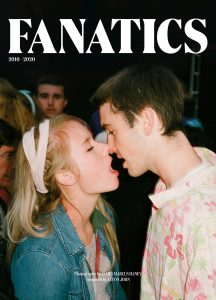 ACCLAIMED PHOTOGRAPHER/FILMMAKER JAMES MARCUS HANEY TO RELEASE DEBUT PHOTOBOOK, 'FANATICS' FOREWORD WRITTEN BY ELTON JOHN + FEATURES WORDS FROM CHRIS MARTIN, MARCUS MUMFORD, MAGGIE ROGERS, LARS ULRICH, AND BECK.