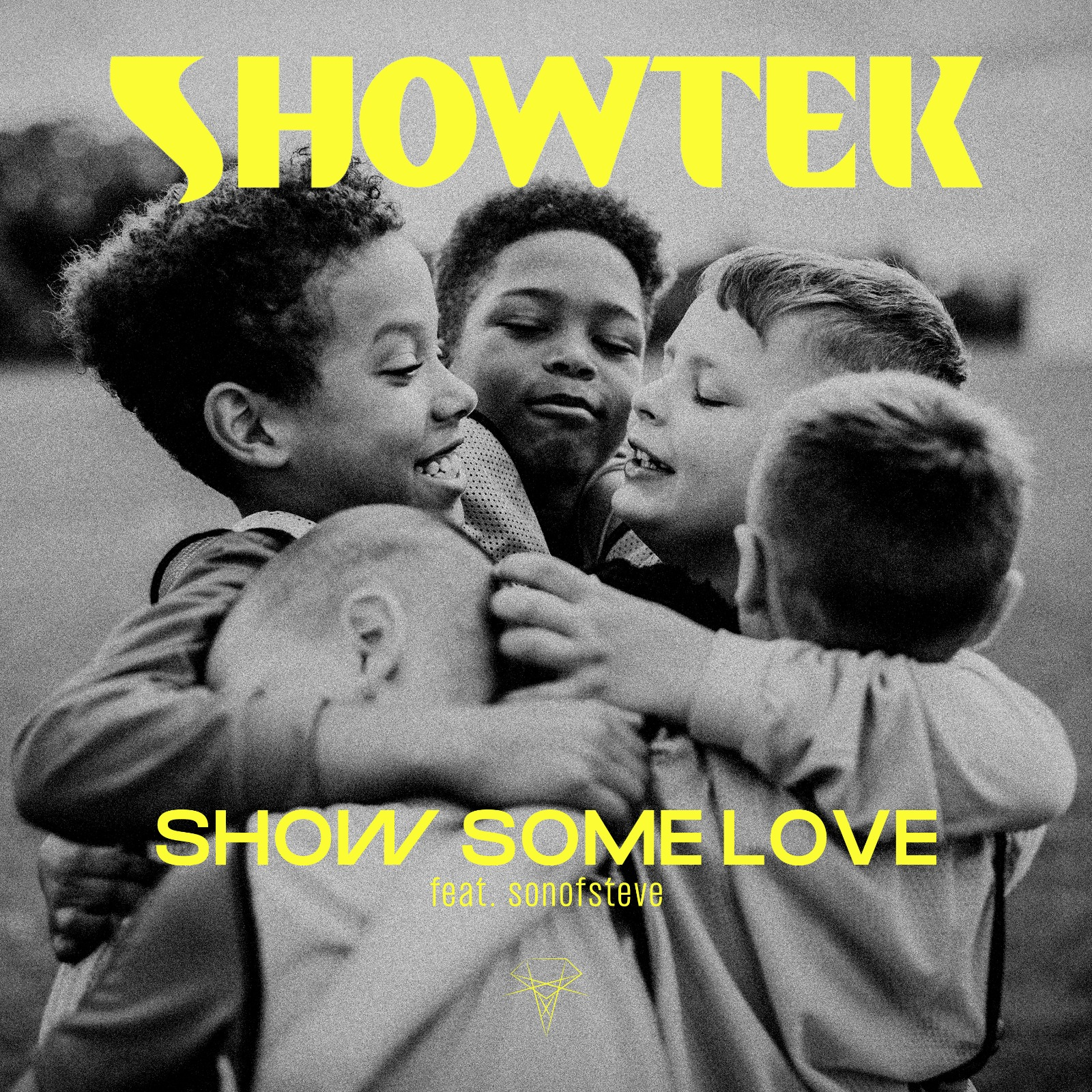 """Showtek Spreads Positivity in Tough Times with New Single """"Show Some Love"""" ft. sonofsteve. Out on Skink"""