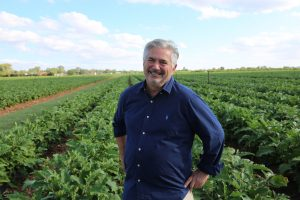 Australia's Food Bowl with Stefano de Pieri premieres on SBS Food Thursday May 27 at 7:30pm