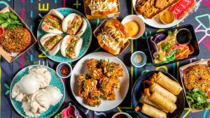 THE NIGHT NOODLE MARKETS AT HOME COME TO MELBOURNE THIS JUNE Melburnians can order an array of banquets from eight delicious eateries, delivered straight to their front door in one flavour-packed order