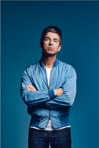 Noel Gallagher's High Flying Birds Unveil New Track 'Flying On The Ground'