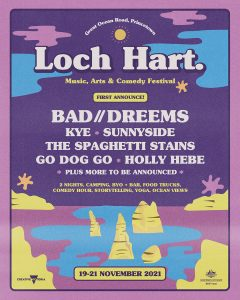 Loch Hart Music Festival returns in 2021 on a mission to make all your festival dreams come true
