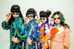 """THE LINDA LINDAS SHARE NEW TRACK """"OH!"""""""