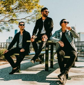 """DROP FINAL SINGLE """"DON'T LOOK DOWN"""" FROM DEBUT ALBUM 'SURE TO LEAVE A MARK' IS OUT FRIDAY SEPTEMBER 3"""