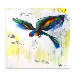 Solo Exhibition: BIRDS I MEET BACK HOME Opening | Friday, August 13 | 2—8pm 256 WORTH AVENUE, PALM BEACH, FLORIDA, USA