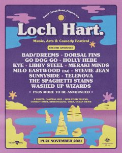 Loch Hart announces more artists to its already impressive lineup!