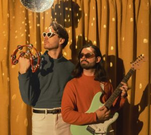 """SHARE NEW VIDEO FOR """"TWIST WITH ME"""" 'ICE CREAM TAMBOURINE' EP WILL BE AVAILABLE FRIDAY AUGUST 13"""