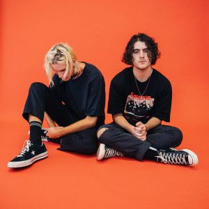 Sametime announce new EP 'Maybe We Can Get High?' out Sept 2, release disco-infused gem 'Moving On'
